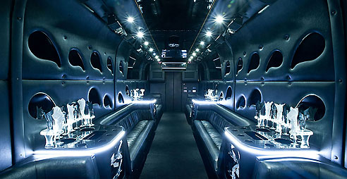 party bus company miami