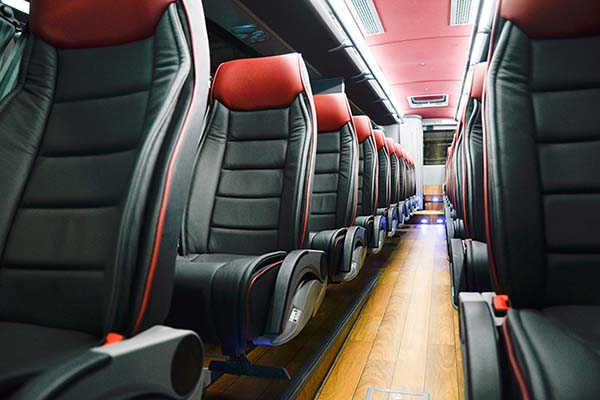 rental party bus